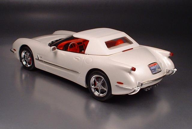 Tad & Sue Leach's 1953 Commemorative Edition Corvette Story